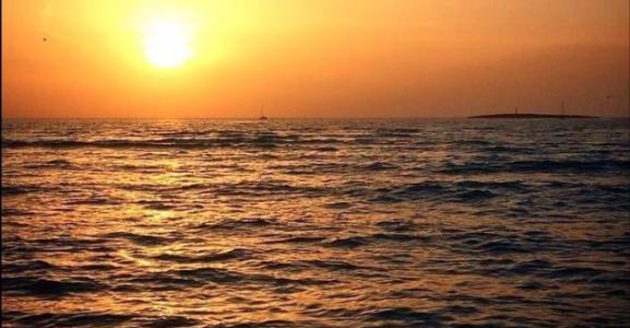 Cenizas al mar